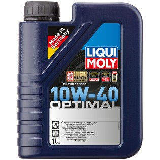 Liqui Moly Optimal 10W-40, 1л.