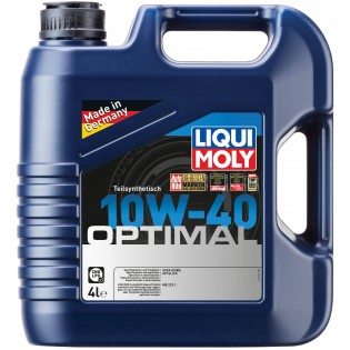 Liqui Moly Optimal 10W-40, 4л.