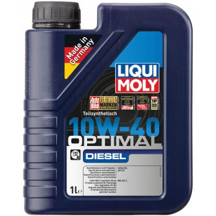 Liqui Moly Optimal Diesel 10W-40, 1л.