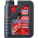 Liqui Moly Racing Synth 4T 10W-50, 1л