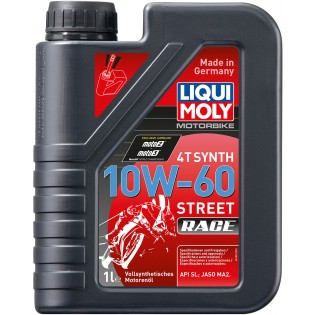 Liqui Moly Racing Synth 4T 10W-60, 1л