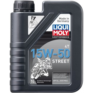 Liqui Moly Racing Synth 4T 15W-50, 1л