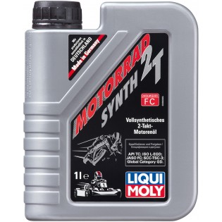 Liqui Moly Racing Synth 2T, 1л