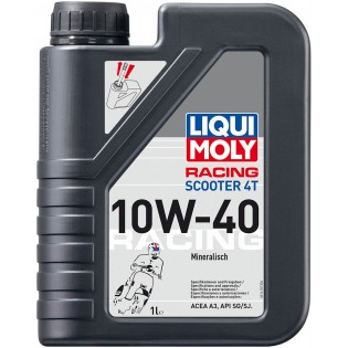 Liqui Moly Racing Scooter 4T 10W-40 HD, 1л