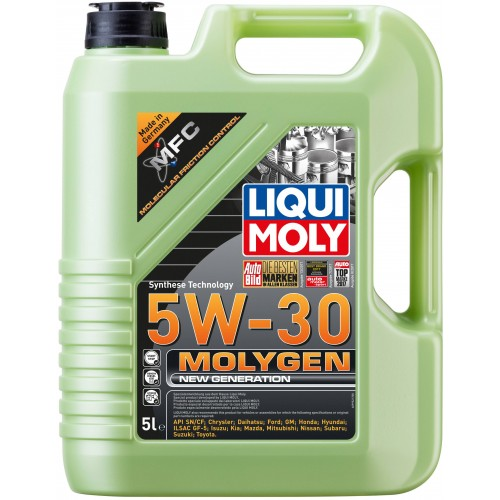liqui moly molygen 5w 30 5. Black Bedroom Furniture Sets. Home Design Ideas