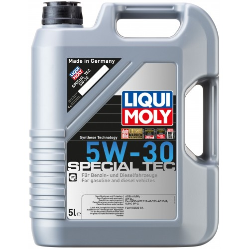 liqui moly special tec 5w 30 5. Black Bedroom Furniture Sets. Home Design Ideas
