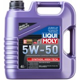 Liqui Moly Synthoil High Tech 5W-50, 4л.