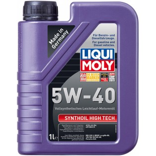 Liqui Moly Synthoil High Tech 5W-40, 1л.